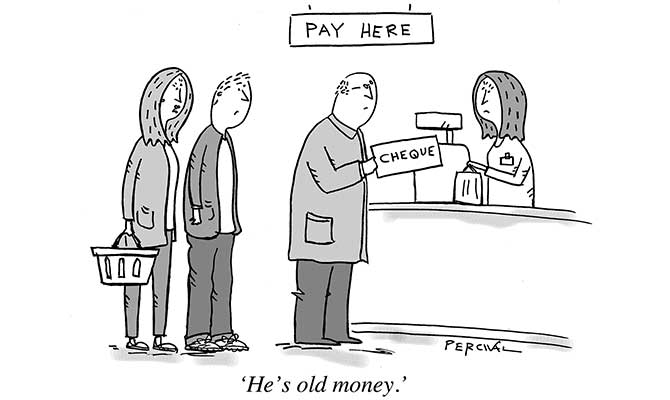 Percival - Old money