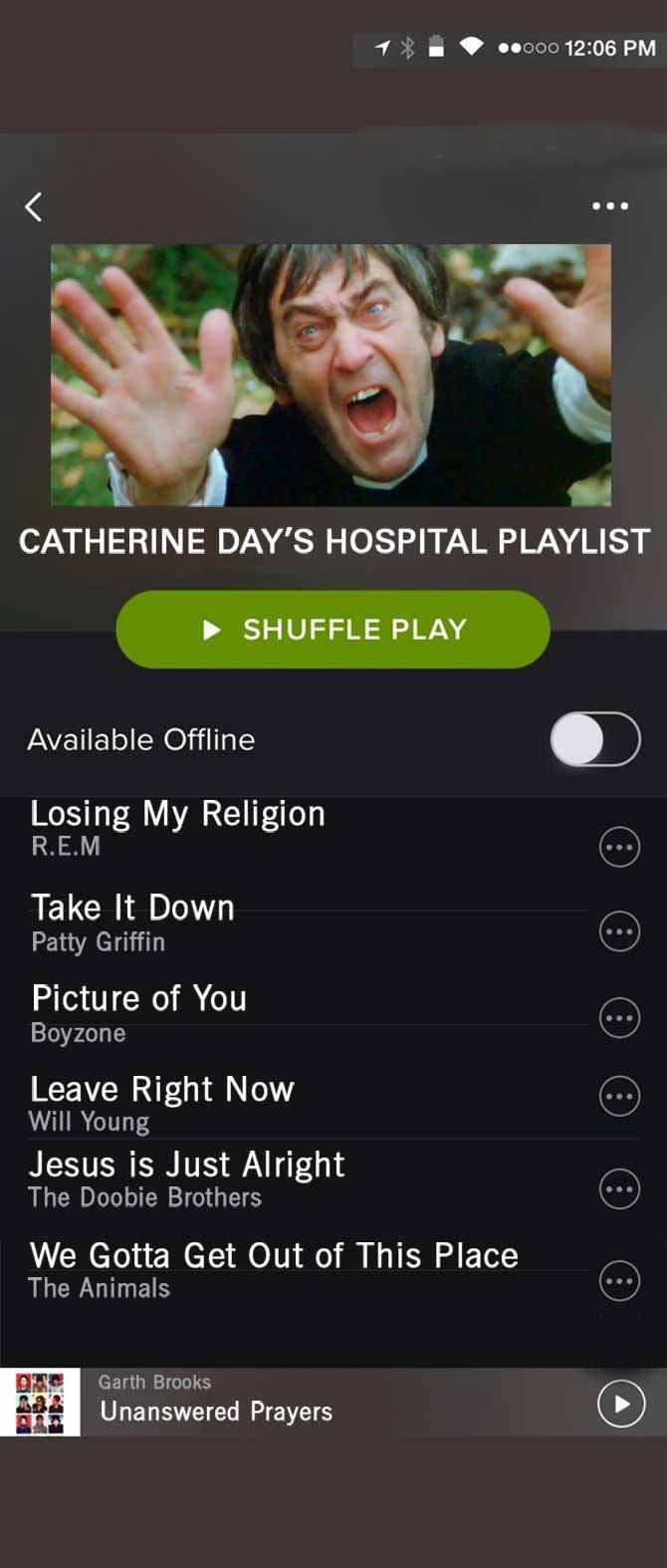 Spotify - Catherine Day