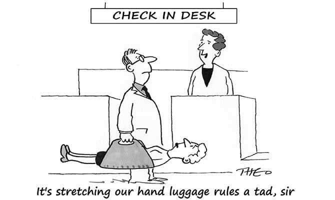 Theo - Hand luggage