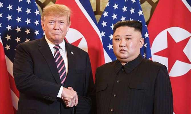 Trump Kim-Jong-Un summit
