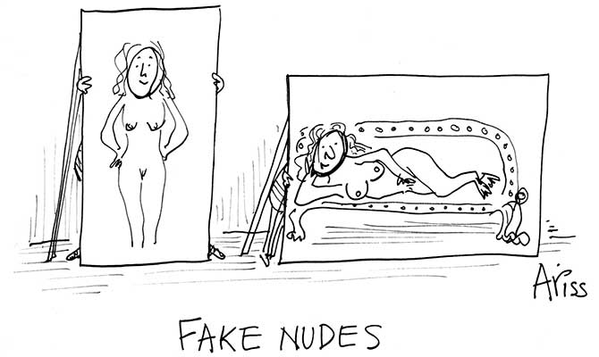 Ariss - FAKE NUDES