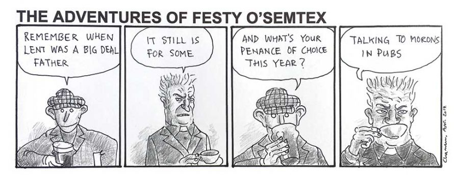 Festy O'Semtex - Lent