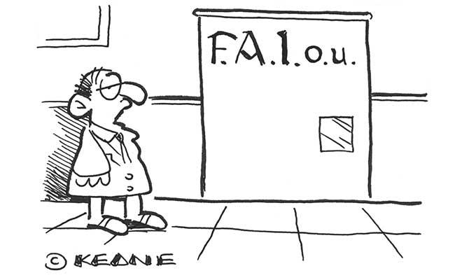 Keane - FA Iou