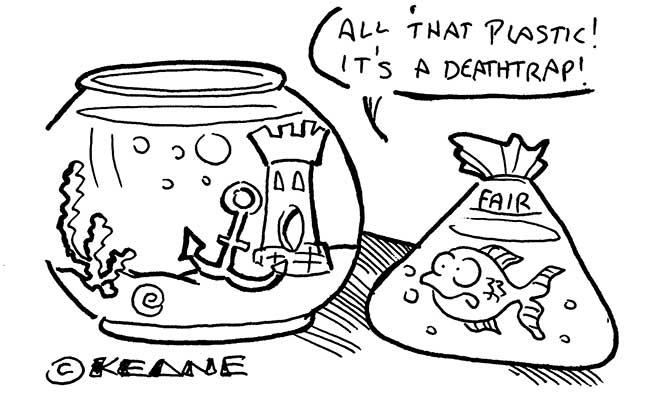 Keane - Plastic deathtrap