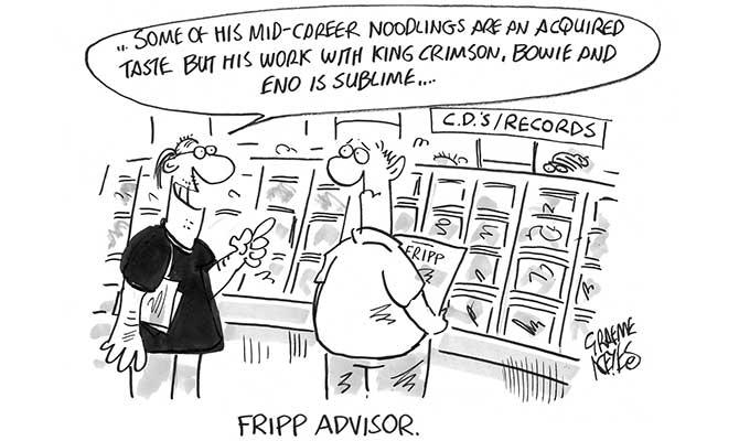 Keyes - Fripp advisor