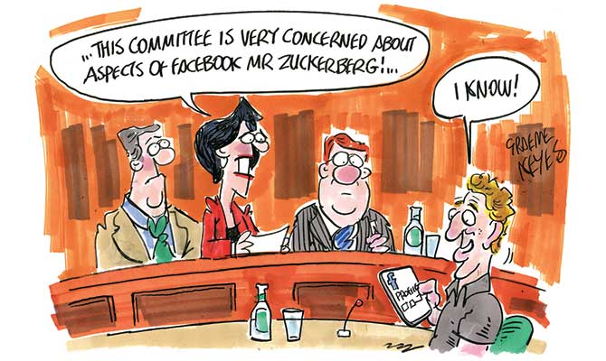 Keyes - Facebook