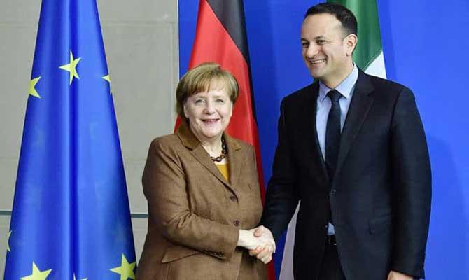 Merkel Varadkar