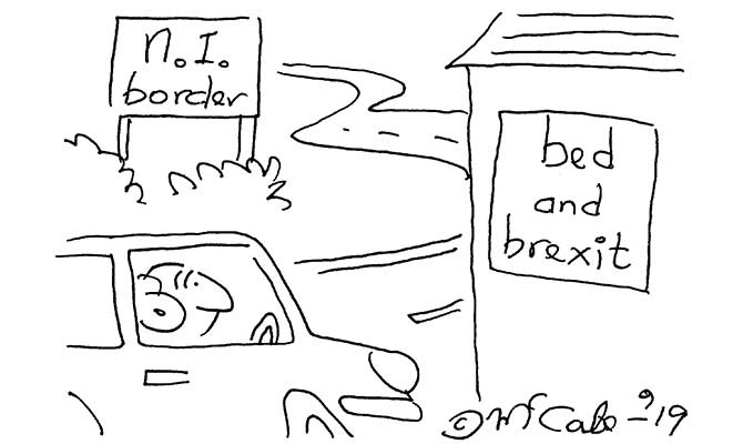 McCabe - Bed and Brexit