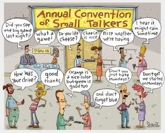 Mike Shiell - Small talkers