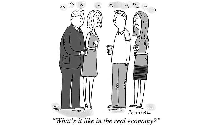 Percival - Real Economy
