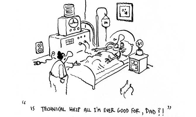 Scott Masear - Technical help