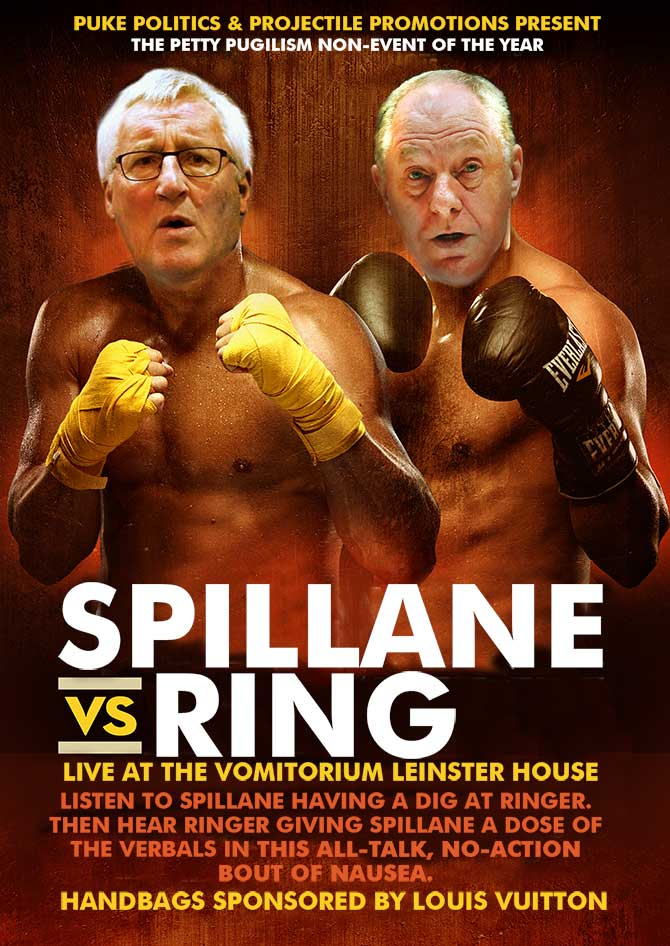 Spillane vs Ring