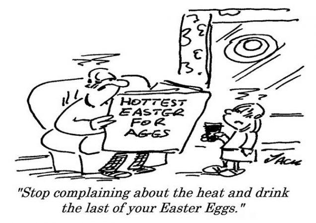 Jack - Hot Easter