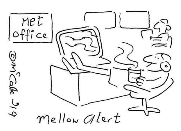 McCabe - Mellow alert