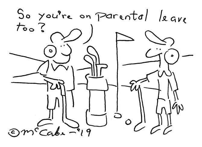 McCabe - Parental leave