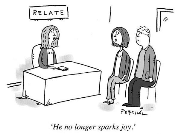 Percival - Sparks joy