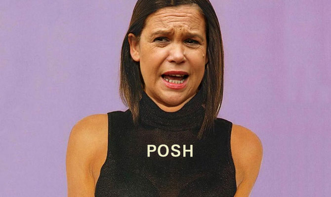 Posh Spice - Mary-Lou