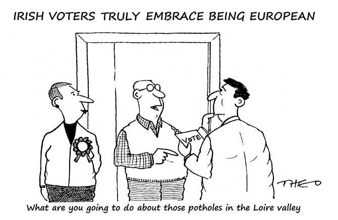 Theo - EU elections
