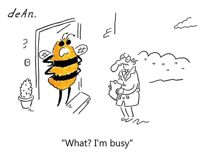 deAn - Busy bee