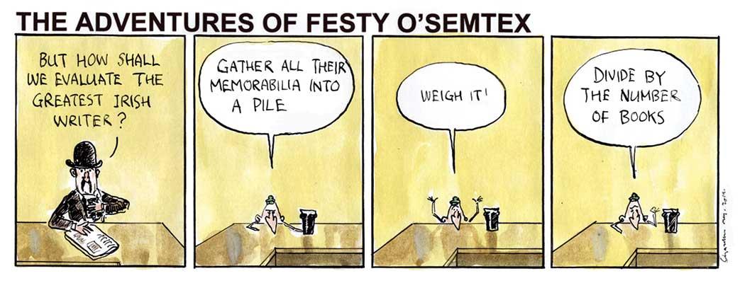 Festy - Memorabilia