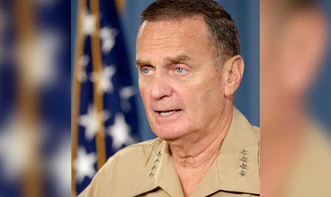 General James L. Jones