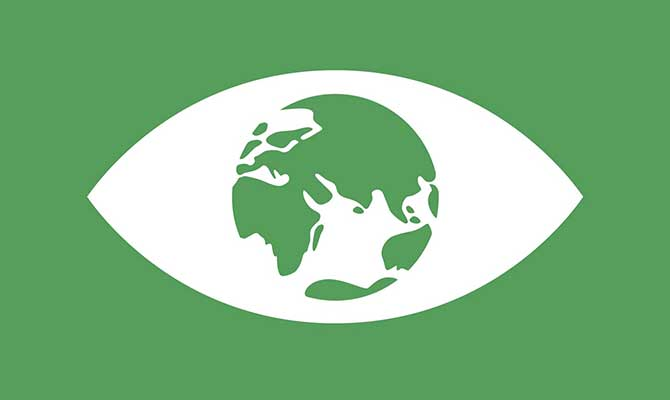 climate globe