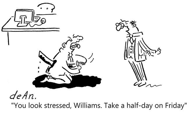 deAn - Stressed