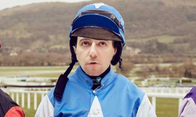 Jockey Harris