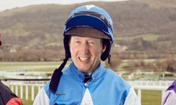 Jockey Ross