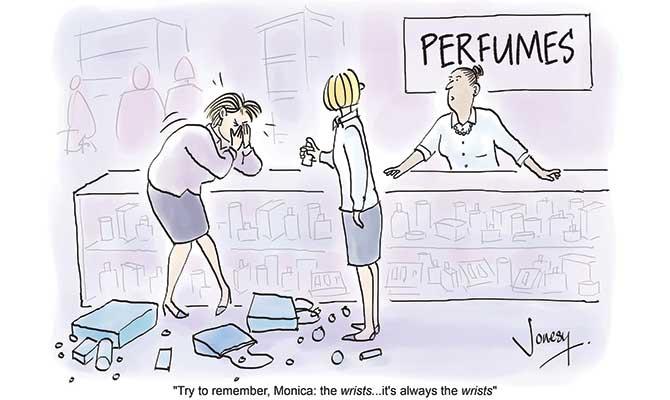 Jonesy - Perfume