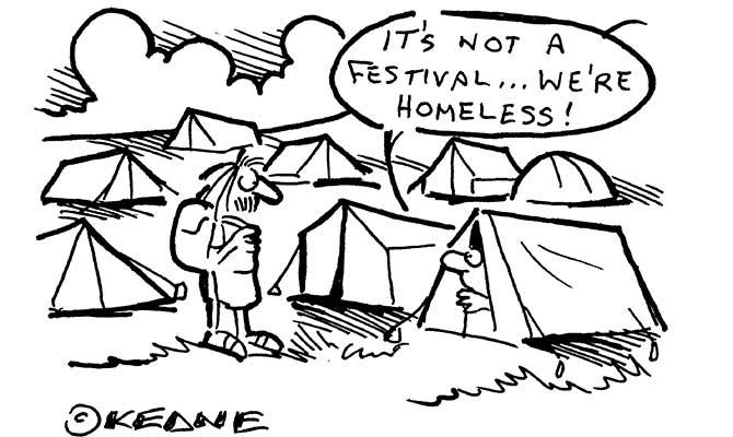 Keane - Not a festival