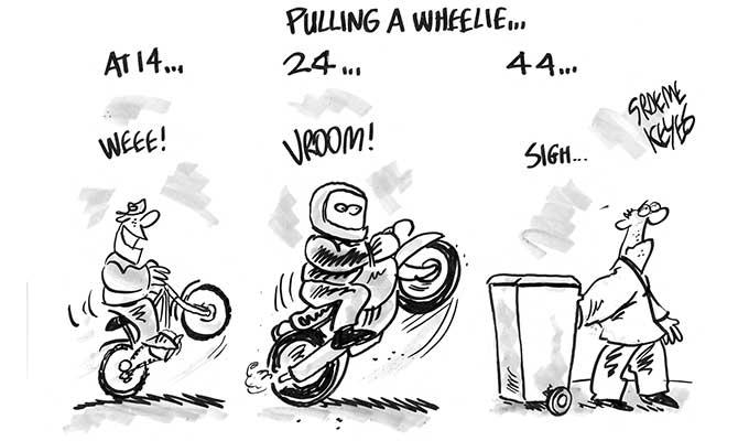 Keyes - Wheelie