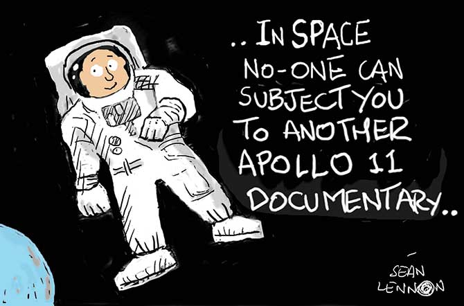 Lennon - Apollo 11
