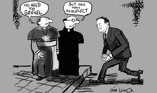 Lennon - Priests and Varadkar