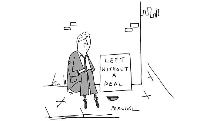 Percival - No Deal
