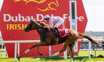 Sovereign Derby 2019 win