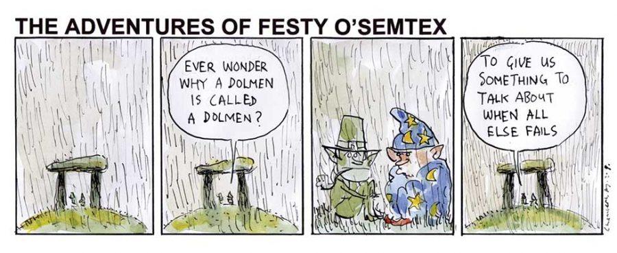 Festy Dolmen