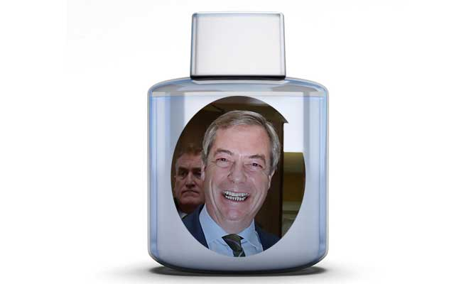farage fragrance