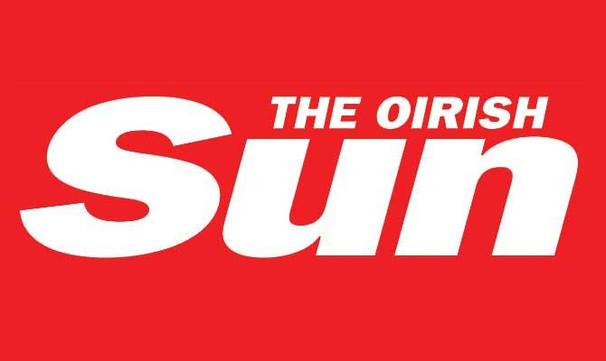 Oirish Sun logo