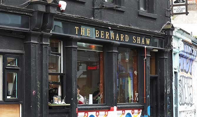Bernard Shaw pub