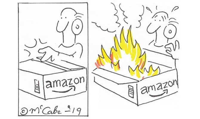 McCabe - Amazon