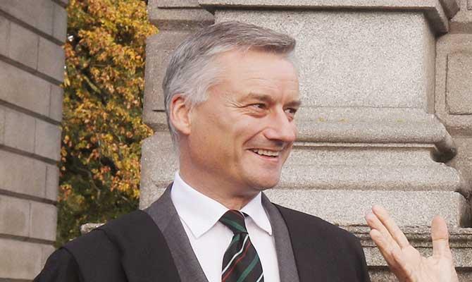 Patrick Prendergast