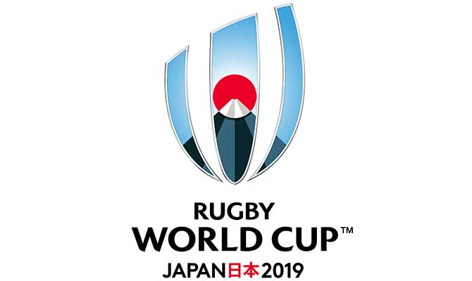 Rugby WC logo