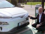Shane Ross electric car