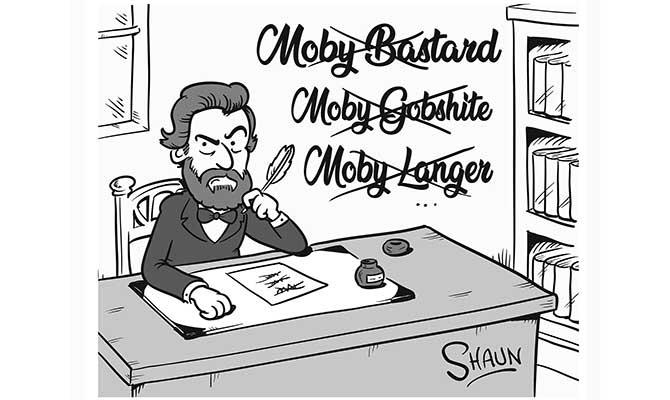 Shaun - Moby Dick