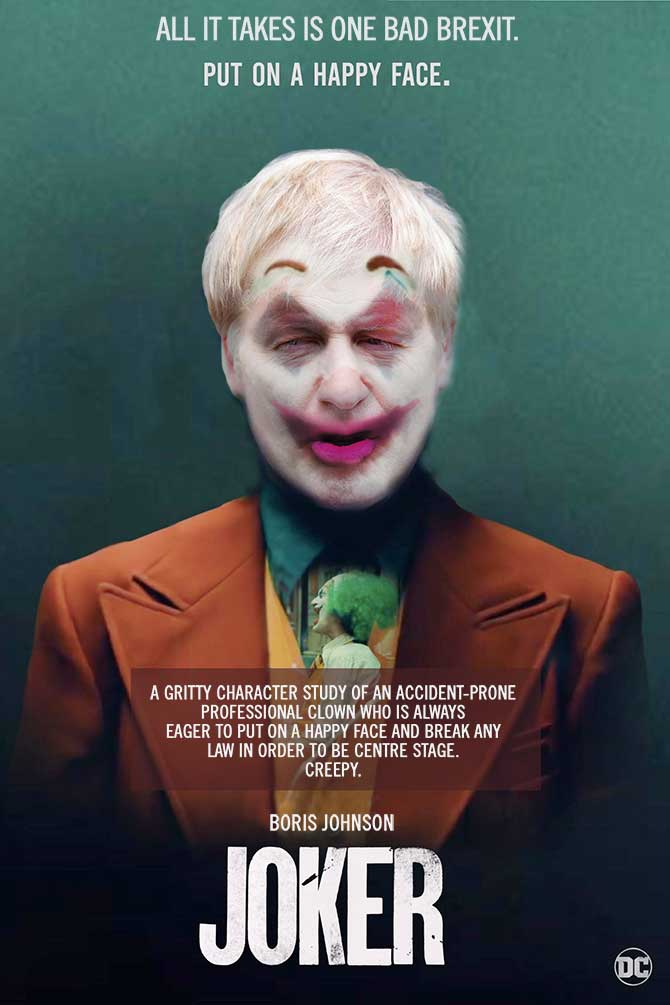 Boris joker