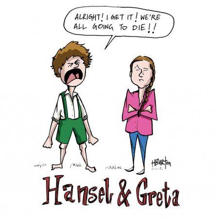 Harry Burton - Hansel and Greta