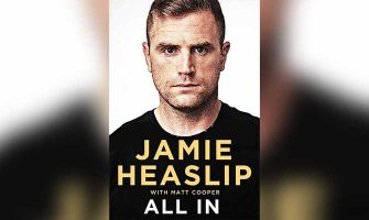 Jamie Heaslip - All In
