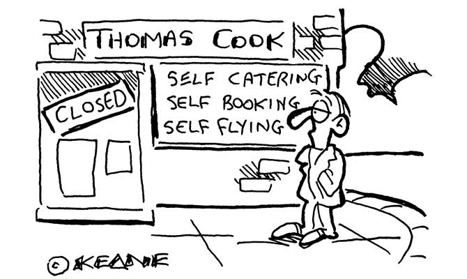 Keane - Thomas Cook