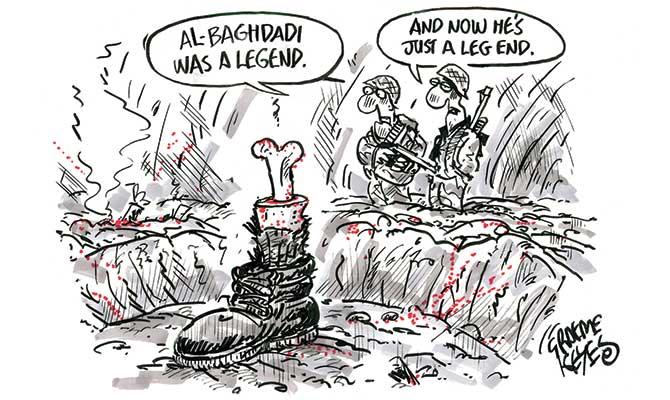 Keyes - Al Baghdadi